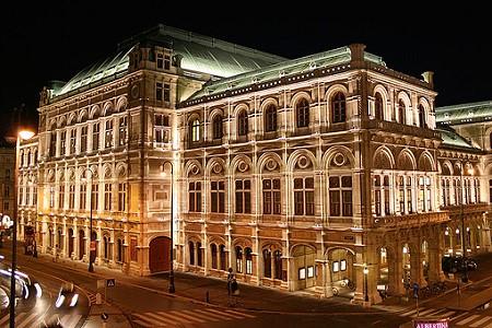 Здание Венской Оперы