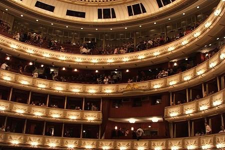 Ложи в Венской Опере