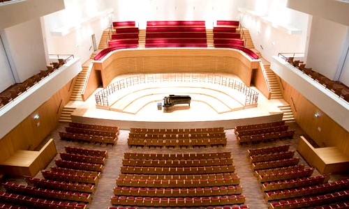 Концертный зал Плейель (Salle Pleyel)