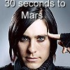 Концерт 30 Seconds To Mars (30 Секунд до Марса)