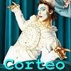 Цирк дю Солей (Cirque du Soleil)-Corteo