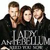 Концерт Lady Antebellum (Леди Антебеллум)