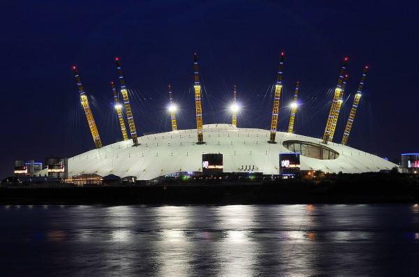 О2 Арена Лондон
